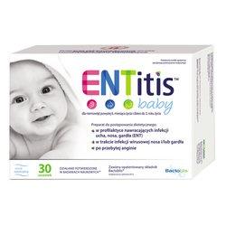 ENTitis baby, proszek, smakneutralny, 30 saszetki
