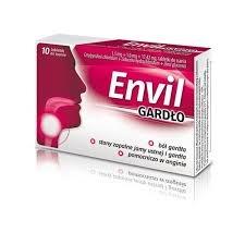 Envil Gardło, tabletki do ssania, 20 szt