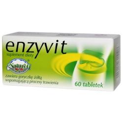 Enzyvit, tabletki, 60 szt