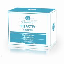 EQ ACTIV saszetki, suplement diety, 30 saszetek
