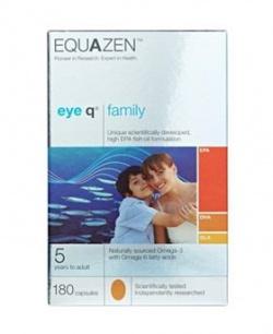 Eye Q, kapsułki, (import równoległy), 180 szt