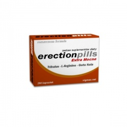 Erection Pills, 100 + 90 +100 kapsułek