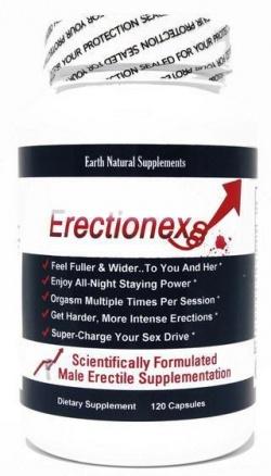 Erectionex, 120 kapsułek