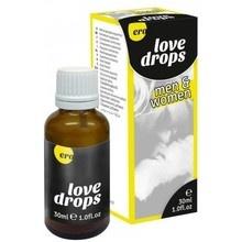 Krople miłości Hot Ero Love Drops Men & Women