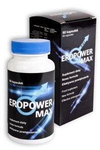 Eropower Max - suplement diety powiększający penisa