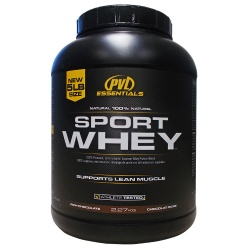 PVL - Essentials Sport Whey - 2270g