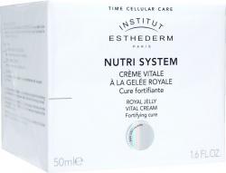 Esthederm Nutri System, skoncentrowany krem odżywczo-regenerujący, 50 ml
