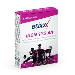 Etixx Iron 125 AA, kapsułki, 30 szt