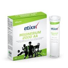 Etixx Magnesium 2000 AA, tabletki musujące, 30 szt