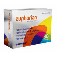 EUPHORIAN, 30 TABLETEK
