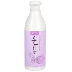 Eva Simple to żel myjący do ciała z jeżyną o działaniu tonizującym i orzeźwiającym