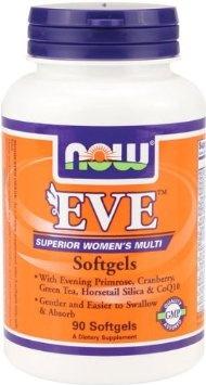 NOW - Eva Softgel (Eve) - 90 softgels