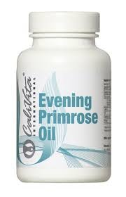 Evening Primrose Oil, CaliVita, 100 kapsułek