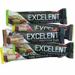 NUTREND - Baton - Excelent 24% Protein Bar - 85g