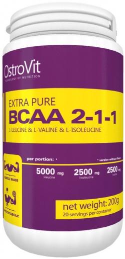 OSTROVIT - Extra Pure BCAA  - 200 g