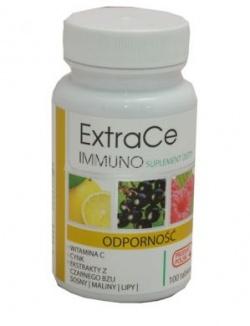 ExtraCe Immuno, tabletki, 100 szt