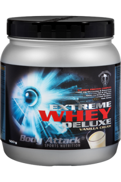 BODY ATTACK - Extreme Whey Deluxe - 500g