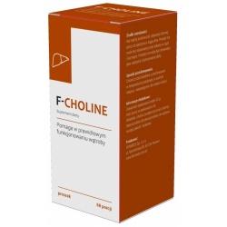 F-CHOLINE, ForMeds, proszek 60 porcji, 42 g