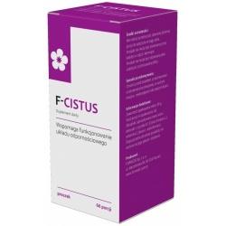 F-CISTUS, ForMeds, proszek 60 porcji, 36 g