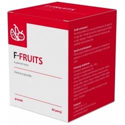 F-FRIUTS, ForMeds, proszek 60 porcji, 180 g