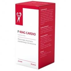 F- MAG CARDIO, potas+magnez+B6, (30 porcji) w proszku