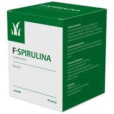 F-SPIRULINA, ForMeds, proszek 60 porcji, 180 g