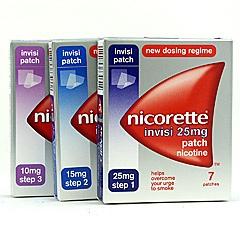 Nicorette Invisipatch