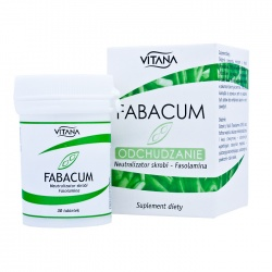 Fabacum, 700 mg, 30 tabletek