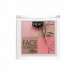 hean - Paletka-FACE-Contour-Mix-