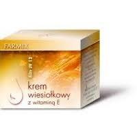 Farmix, krem wiesiołkowy z witaminą E, półtłusty, 50 ml