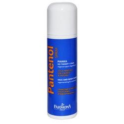 Farmona Pantenol Spray, pianka regenerująco - łagodząca do twarzy i ciała, 150 ml