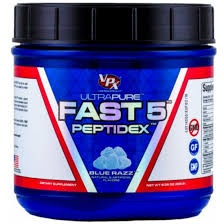 VPX - Fast 5 Peptidex - 40s 228g