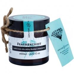 Make me bio - featherlight - lekki krem dla skóry tłustej i mieszanej