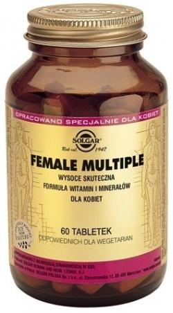 Female Multiple, 60 tabletek