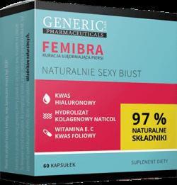 Femibra, 60 kapsułek
