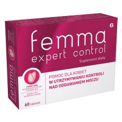 Femma Expert Control, tabletki powlekane, 60 szt