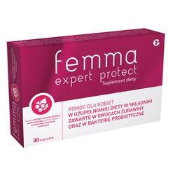 Femma Expert Protect, kapsułki, 30 szt