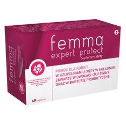 Femma Expert Protect, kapsułki, 60 szt