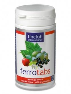 Ferrotabs, 120 tabletek