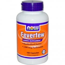 Feverfew, 100 kapsułek