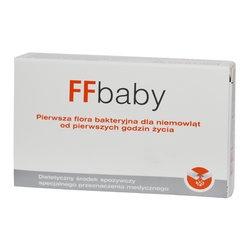 FFbaby, kapsułki z proszkiem do przygotowania zawiesiny doustnej, 14 szt