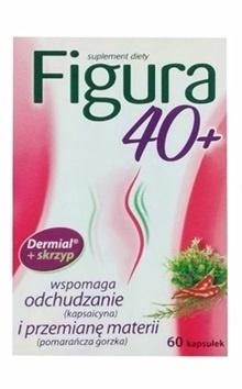 Figura 40+, 60 kaps