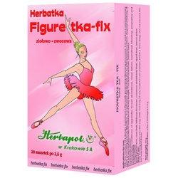 Herbatka Figuretka - fix, 2,5g, 20 szt