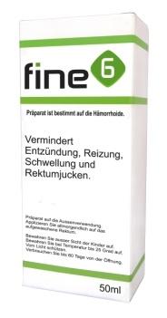 Fine 6, 50 ml