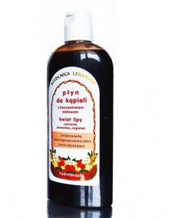 FITOMED, płyn do kąpieli z koncentratem ziołowym, kwiat lipy, 300ml