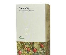 Fix Owoc dzikiej róży, (Flos), 3 g, 30 szt