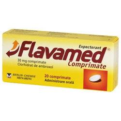 Flavamed, 20 tabletek
