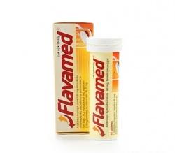 Flavamed, 60 mg, tabletki musujące, 10 szt