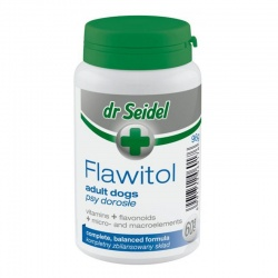 Flawitol Adult Dog, 60 tabletek