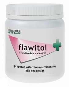 FLAWITOL Flawitol dla szczeniąt witaminy i minerały